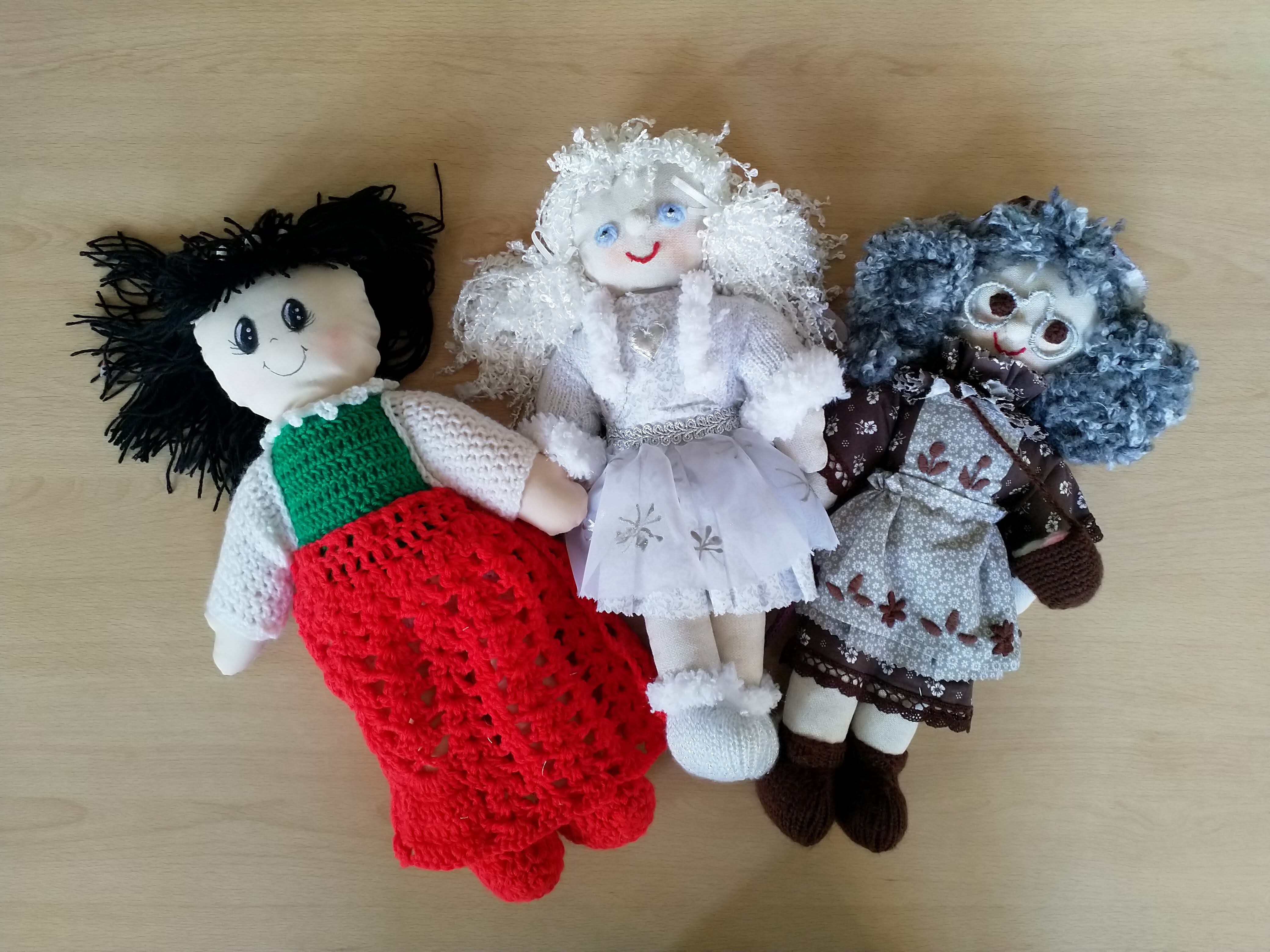 Nejkrásnější panenky seniorů ze Středočeského kraje