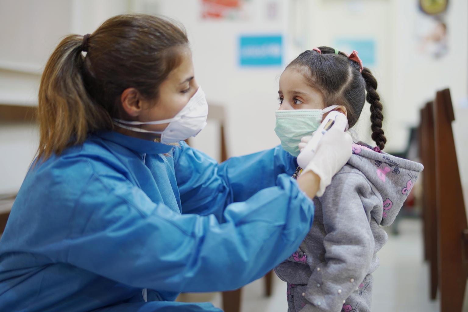 Pandemii navzdory: UNICEF vkrizových oblastech