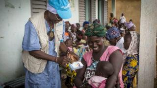 Pomoc přímo na místě: UNICEF vMali