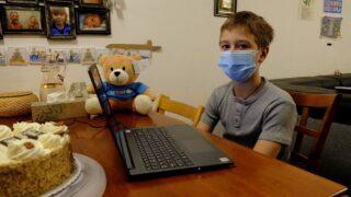 Počítače dětem: Alex už může dělat úkoly