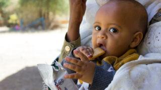 Děti vEtiopii naléhavě potřebují pomoc aochranu
