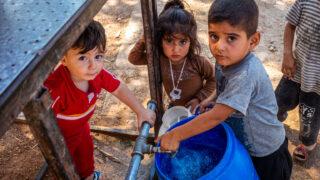 Propast bezmoci vSýrii: 10 let války