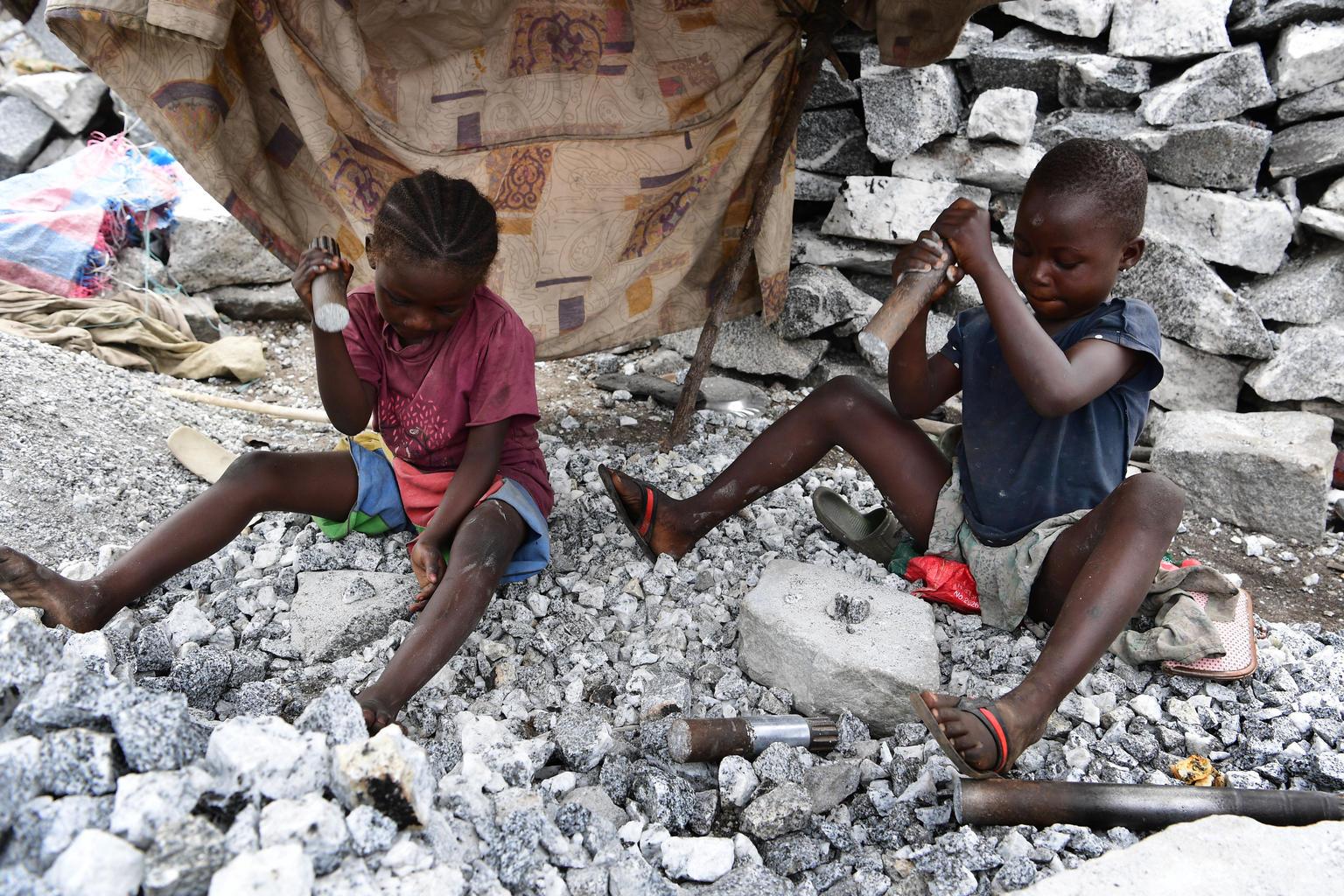 160 milionů dětí musí pracovat