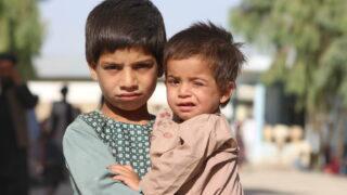 UNICEF zůstává vAfghánistánu