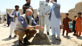 Afghánistán: země bez dětství